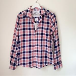 NWT Frank & Eileen Barry Shirt